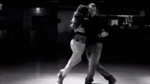 Kizomba dansers